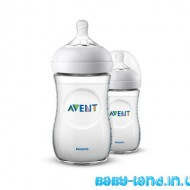 Philips-AVENT Natural 260мл, 2шт. (SCF033/27)